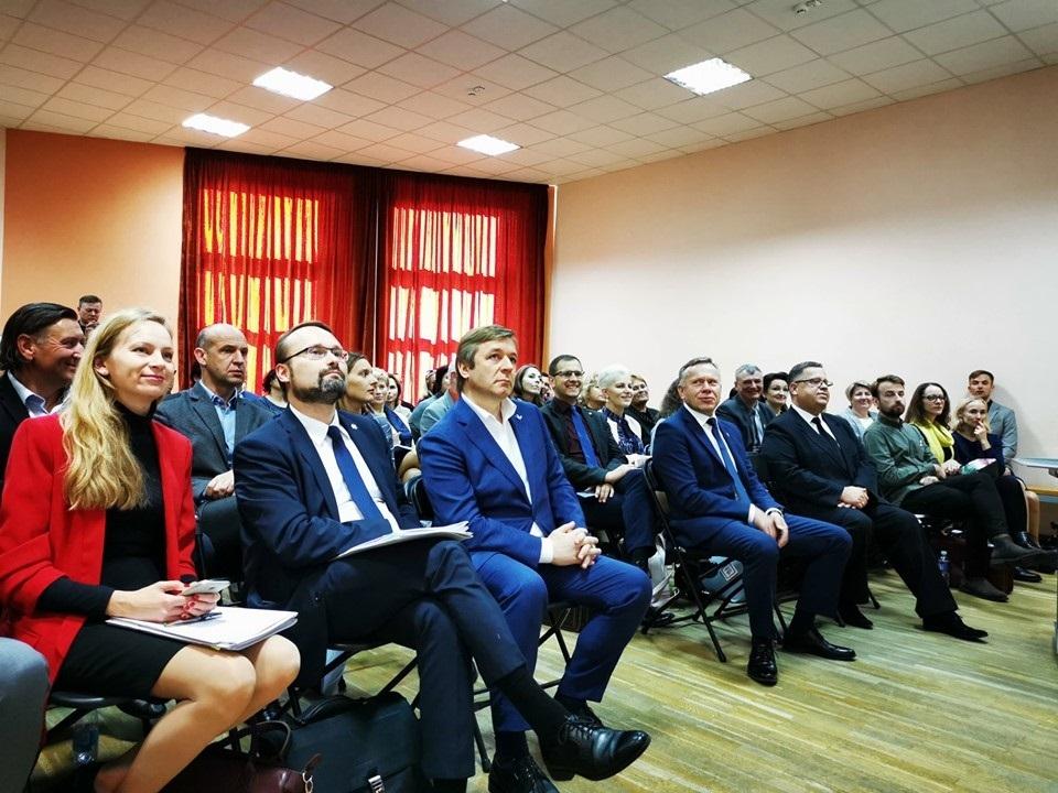 Lietuvos kultūros centrų asociacijos visuotinė sueiga