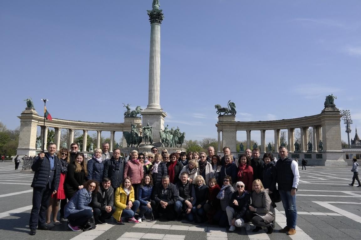 Tarptautinis seminaras Vengrijoje
